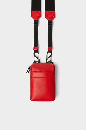 Zara Minischoudertas met haken