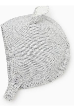 Zara Knit hat with ears