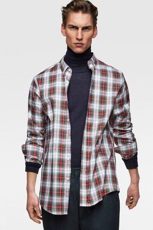 Zara Geruite blouse