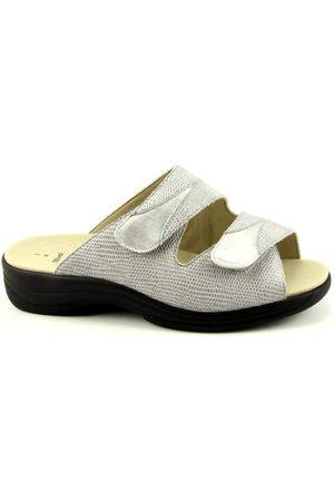Solidus Dames Slippers - 74022 wijdte M