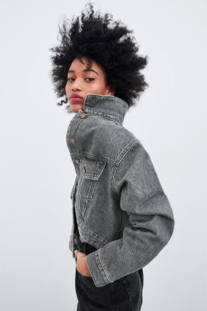Zara Cropped denim jack
