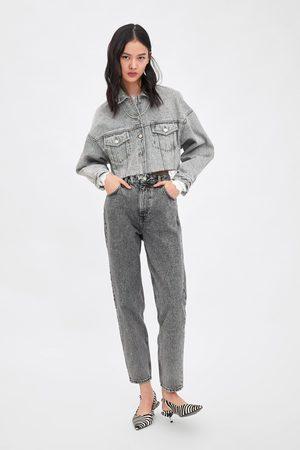 Zara Jeans in mom fit