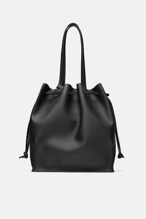 Zara Soft shopper