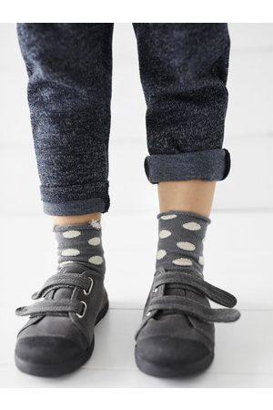 Zara Set van twee paar sokken met stippen