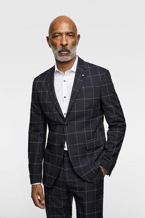 Zara Coolmax® kostuumblazer met structuur