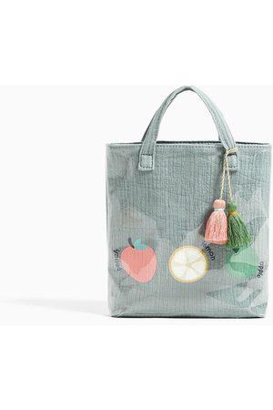 Zara Minishopper met vinyl fruit