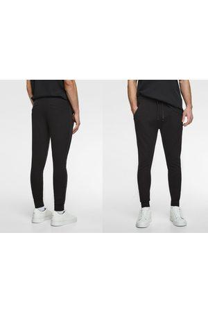 Zara Gestructureerde joggingbroek