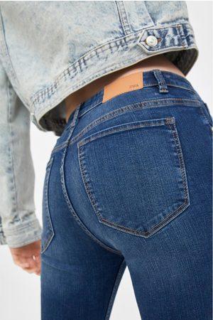 Zara Sculpt jeans met halfhoge taille