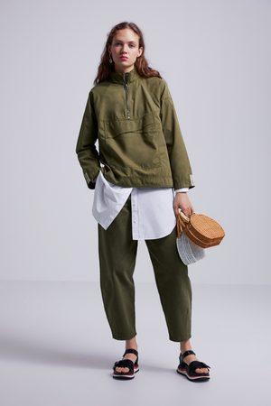 Zara Jack in hoodie-stijl