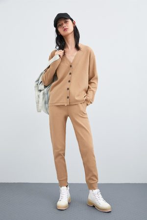 Zara Dames Vesten - Vest met textuur en knopen