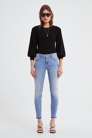 Zara Skinny jeans zw premium soma blue