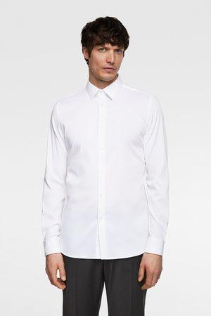 Zara Heren Overhemden - Superslim overhemd