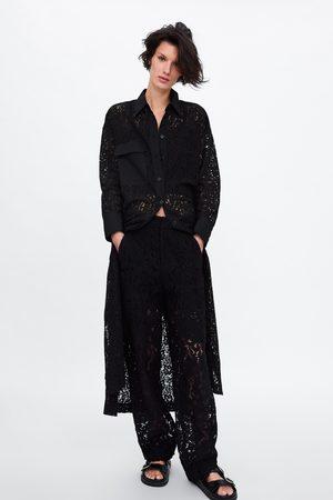 Zara Tuniek met kant en zakje