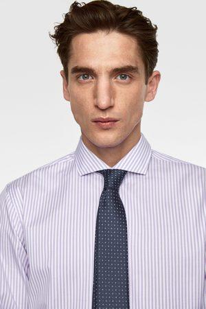 Zara Premium overhemd met structuur