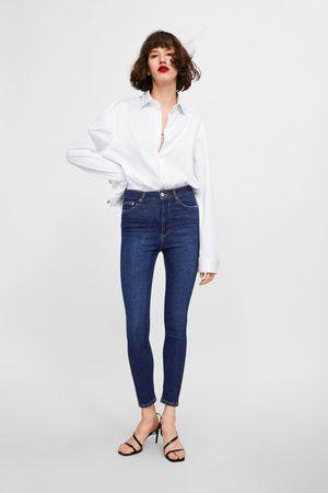 Zara Jeans zw premium 80's deep blue