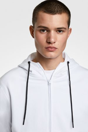 Zara Sweatshirt met zijstroken