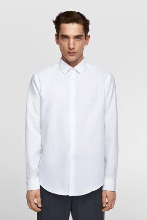 Zara Overhemd met structuur