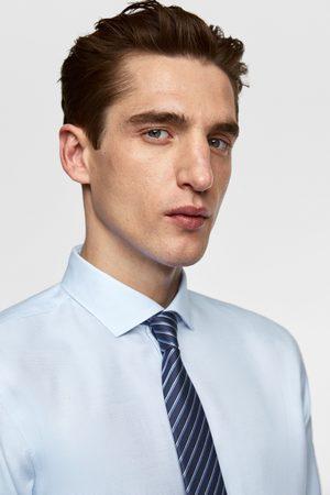 Zara Heren Overhemden - Premium overhemd met structuur