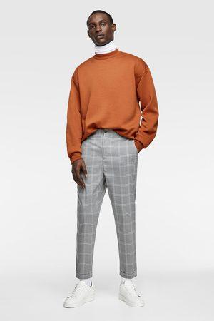 Zara Carrot fit broek