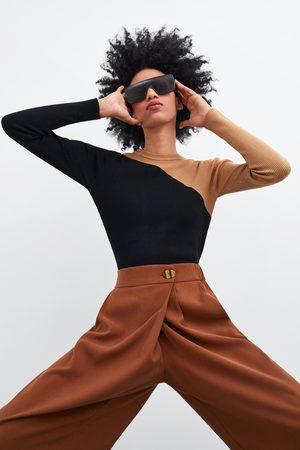 Zara Culotte-broek met overslag