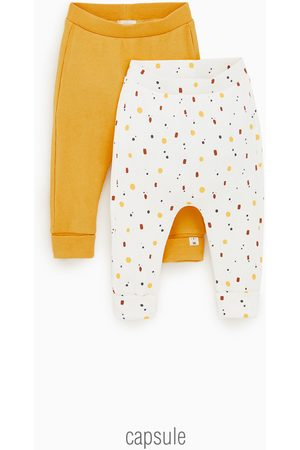 Zara Baby Leggings & Treggings - Set van twee leggings met print
