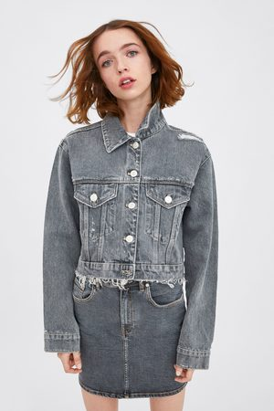Zara Authentic denim jack