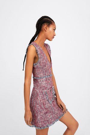 Zara Tweed jurk