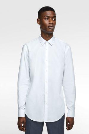 Zara Gestructureerd overhemd met coolmax ® core technology