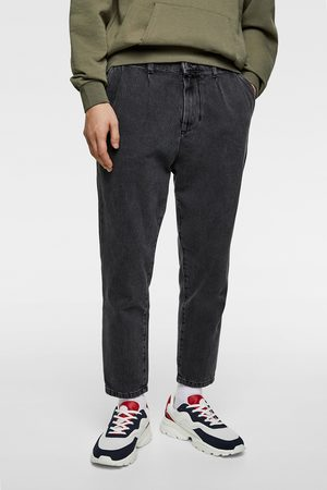 Zara Jeans met plooien