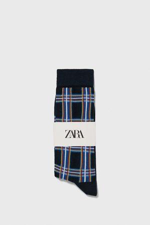 Zara Heren Sokken & Kousen - Check socks