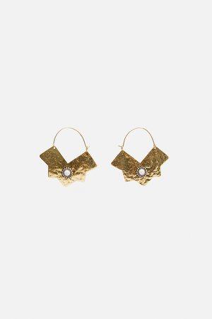 Zara Geometrische oorbellen