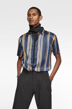 Zara Overhemd met paisleyprint