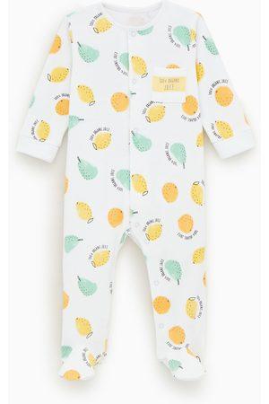 Zara Pyjama met fruit