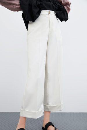 Zara Cropped broek