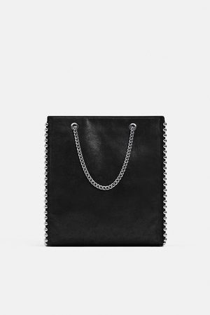 Zara SHOPPER MET STUDS