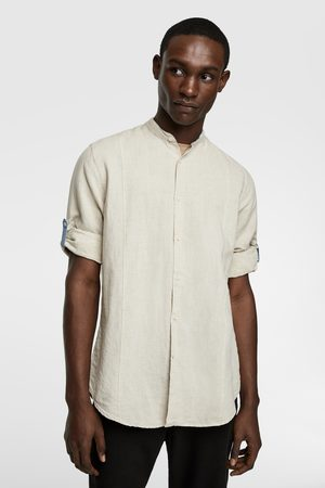 Zara Overhemd met maokraag