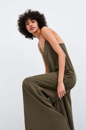 Zara Dames Jumpsuits - Long flowing jumpsuit