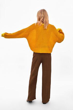 Zara Tricot combi-sweatshirt