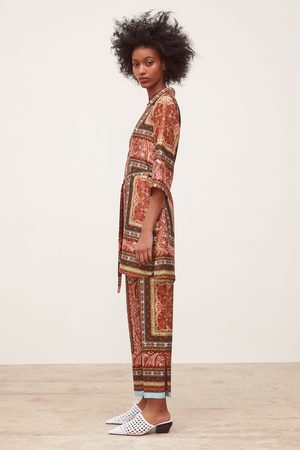 Zara Korte tuniek met print