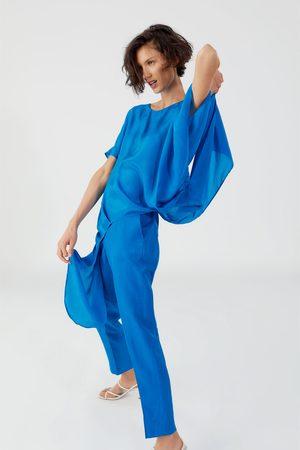 Zara Asymmetrische tuniek in special edition
