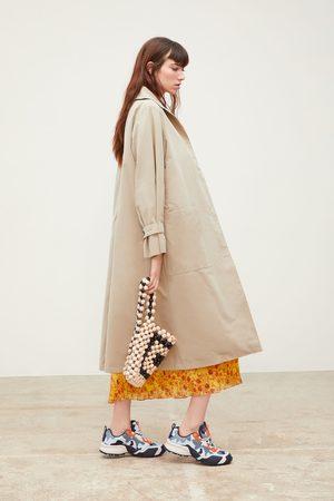 Zara Dames Trenchcoats - Oversized trenchcoat