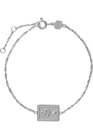 Cluse Armbanden-Force Tropicale Twisted Chain Tag Bracelet