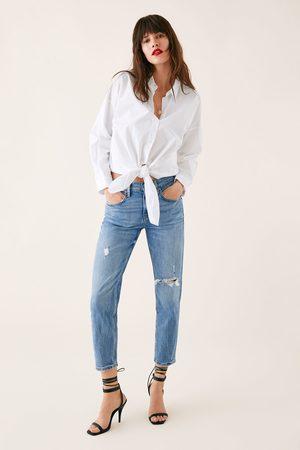 Zara Jeans zw premium slim boyfriend