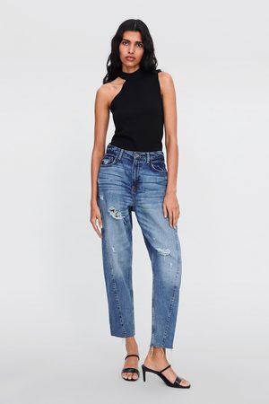 Zara Dames Pantalons - Jeans z1975