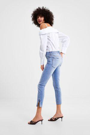 Zara Jeans z1975 met ritsjes