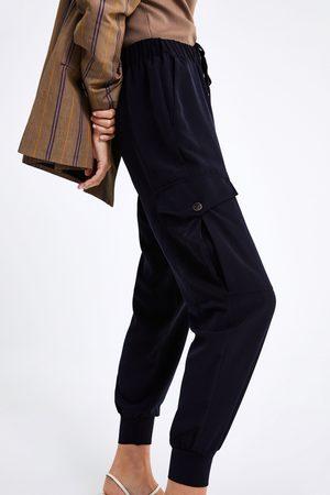 Zara Joggingbroek met zakken