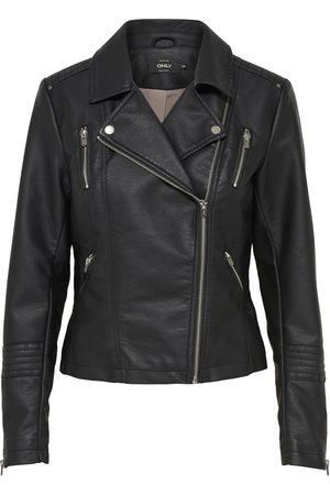 Only Onlgemma Faux Leather Biker Otw