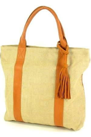 House of Sakk Handtas strandtas CAPE bag Naturel /