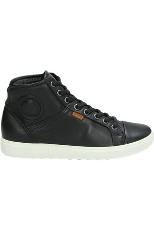 Ecco Dames Sneakers - Soft 7 hoge sneakers