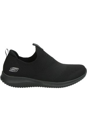 Skechers Dames Instappers - Stretch Knit instapschoenen
